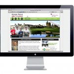 Website Design  |  www.georgerozsagolfclassic.org