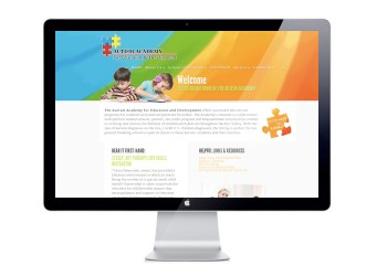 Web Design | Autism Academy for Education