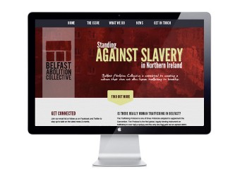 Web Design | Belfast Abolition Collective